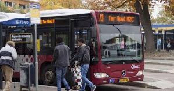 De beveiligers moeten blijven op bus 73 in Emmen !!!