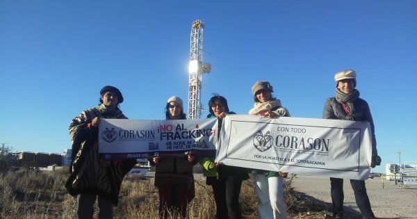 Presidente Enrique Peña NietoSecretaría de Energía: Alto al fracking en México