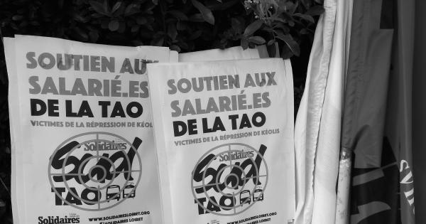 Orléans Métropole, Groupe Kéolis: Soutenons les salarié.es de la TAO (Orléans)