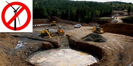 Ακύρωση εγκατάστασης 84 γιγαντιαίων ανεμογεννητριών στον Κίσσαβο (Όσσα).