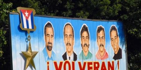 Libertad de los 5 Héroes Cubanos presos en Estados Unidos