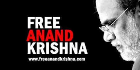 Justice and Human Rights for Religious Pluralist and Freedom Fighter Anand Krishna