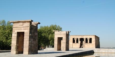 Una solución permanente para la preservación del Templo de Debod de Madrid