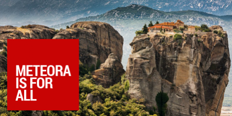 To the Greek Government and Greek Church: Allow Meteora climbers to climb