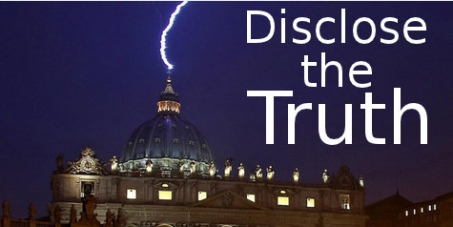 To the Vatican, Pope Francis: