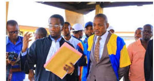 Sauvons le journaliste et Député congolais Mike Mukebayi Nkoso !