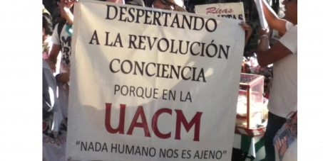 Que el Gobierno del D.F. respete el proyecto de la Universidad Autónoma de la Ciudad de México (UACM)
