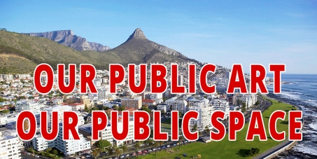 "Cape Town City Mayor Patricia de Lille, Western Cape Premier Helen Zille: REMOVE THE WORK ""PERCEIVING FREEDOM"" FROM THE SEA POINT PROMENADE"