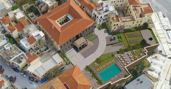 Οχι στην Ξενοδοχοποίηση των Μνημείων στο Λόφο Καστέλι Χανίων