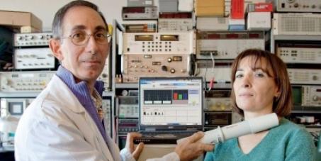 A Clarbruno Vedruccio, il Nobel per la fisica per aver inventato il Bioscanner utile alla lotta contro i tumori