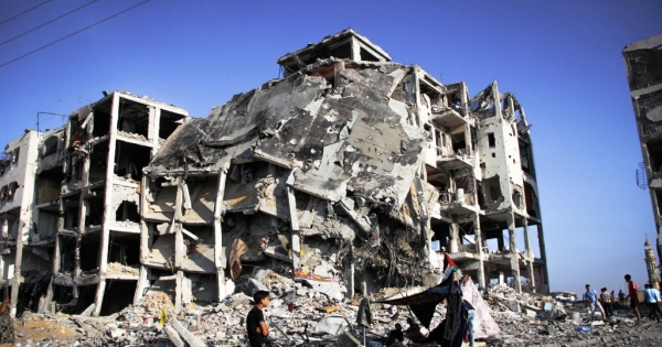 No to 'Gaza Reconstruction Mechanism', Open Gaza to Build