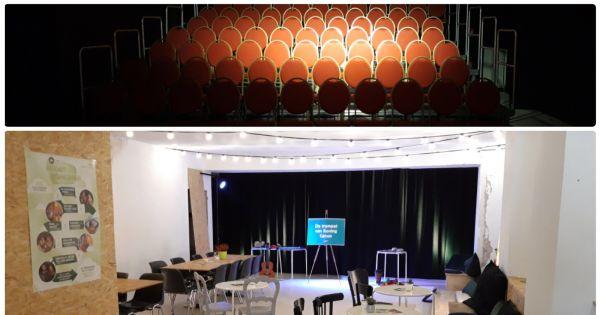Er verdwijnt een theater: steunmaatregelen voor De Proefkonijnen