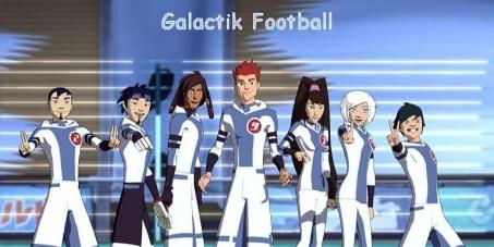 Sauvez la série Galactik Football
