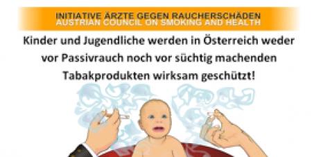 Schutz von Kindern und Jugendlichen in Österreich vor der Tabakindustrie