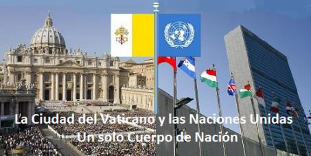 ¡La Ciudad del Vaticano para el Pueblo Nuevo!