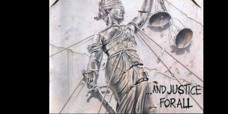 """Petição para substituir o Hino Nacional Brasileiro por """"...And Justice For All"""" do Metallica"""