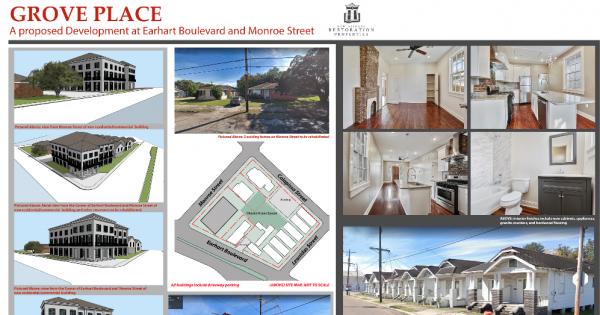 Grove Place LLC (Zoning Change)