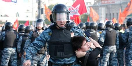 """""""Нет"""" - политическим репрессиям!"""