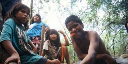 Au président du Paraguay : Agissons pour la protection de la forêt de Chaco et des Ayoreo.