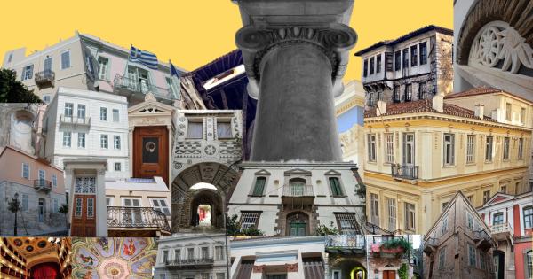 """Διάσωση των ιστορικών κτηρίων μας: το πρόγραμμα """"Διατηρώ"""" να γίνει πράξη!"""