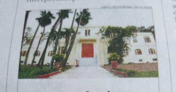 """Contra a transformação do Museu do Meio Ambiente, no Jardim Botânico, em """"hotel boutique"""""""