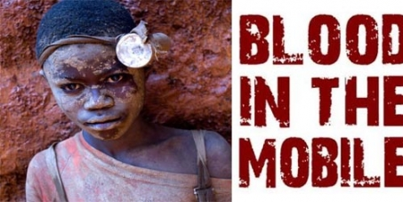 Portable de SANG : Que mes achats ne participent plus au conflit en RDC