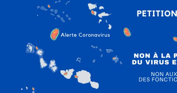 Non à la propagation du virus en Polynésie. Non aux mutations des fonctionnaires d'Etat.