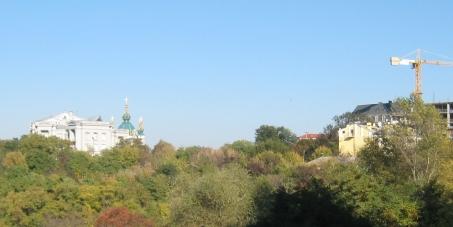 меру Киева Кличко: спасти уникальный археологический памятник мирового значения в Десятинном переулке