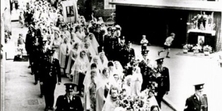 Force the Orders who ran the Magdalen Laundries to pay compensation.