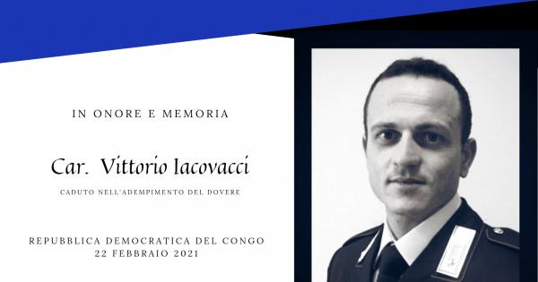 Una via in onore di Vittorio Iacovacci