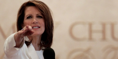 No more fooling: Boot Bachmann from House Intelligence Committee!