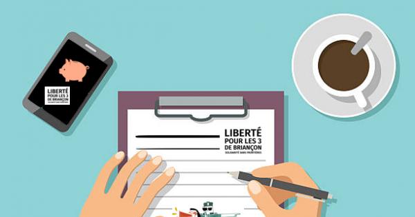 L'Etat français : Liberté pour les 3 de Briançon - Solidarité sans frontière