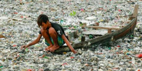 All countries of the world: Clean up the Great Pacific Garbage Patch (North Pacific Gyre)