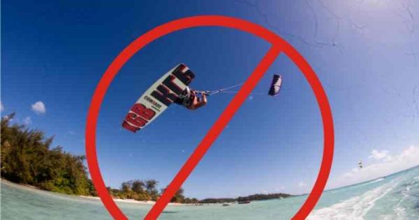 Monsieur le Maire de Moorea: Don't ban kiteboarding in Moorea / N'interdisez pas la pratique du Kitesurf