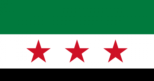 Unicode Consortium Please Create A Syrian Independence Flag