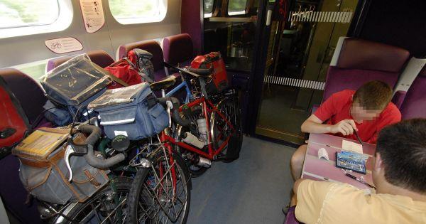 Mr Guillaume PEPY président de la SNCF: Non à la suppression des places vélos TGV Est