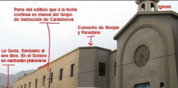 Agrupación por la Memoria Histórica Providencia Antofagasta: Firma para que el ex pensionado Bernarda Morin sea Sitio de Memoria