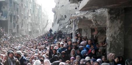 """Generalkommissar des Hilfswerkes UNRWA,   Pierre Krähenbühl:   Retten Sie die palästinensischen Menschen im """"Todeslager"""" Yarmouk/ Syrien"""