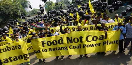 Indonesian President Jokowi: Stop the Central Java Coal Plant!