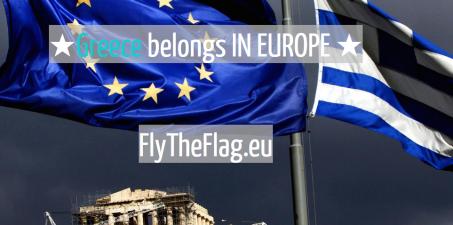 Η Ελλάδα πρέπει να μείνει στην Ε.Ε. και στο ΕΥΡΩ