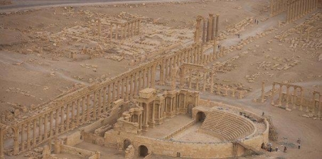 World: Save Palmyra
