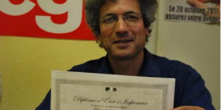 Direction de la MGEN: Reconnaissance du diplôme et compétences professionnelles d'Abdelhamid Absi