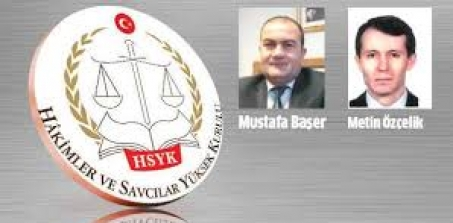 High Council of Judges of Turkey: Immediate release of Turkish Judges Özçelik and Başer from detention