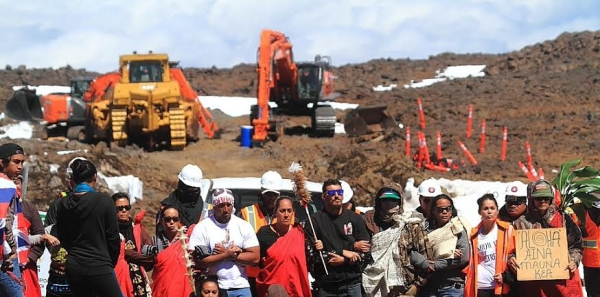 National Astronomical Observatory of Japan Director General Hayashi Masahik: Save Mauna Kea by divesting from the TMT (Thirty Meter Telescope) project.