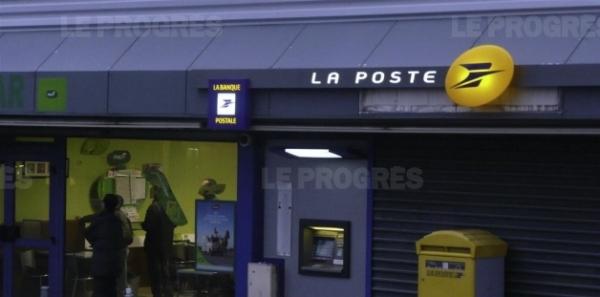 Bureau de poste villefranche sur saone