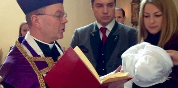 Militärbischof Msgr. Dr. Werner Freistetter: Erhalt der Militärpfarre an der Theresianischen...