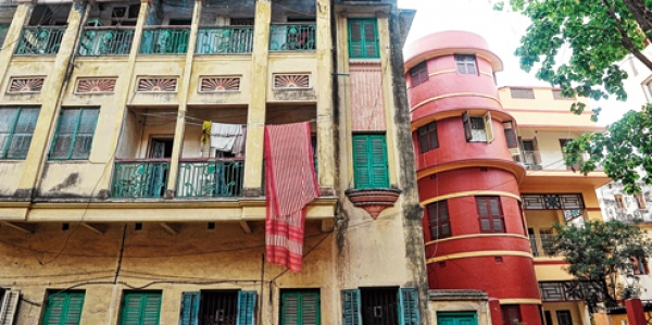 Save Calcutta's architectural inheritance