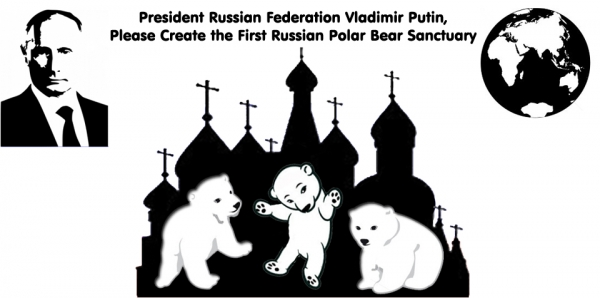 Vladimir Putin: Polar Bear Sanctuary