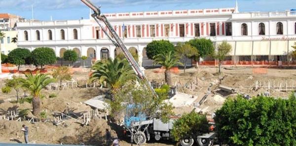 Δήμαρχο Ζακύνθου: Σας καλούμε να ολοκληρώσετε το έργο της πλατείας Σολωμού! Mayor of Zakynthos we ask you to complete&am
