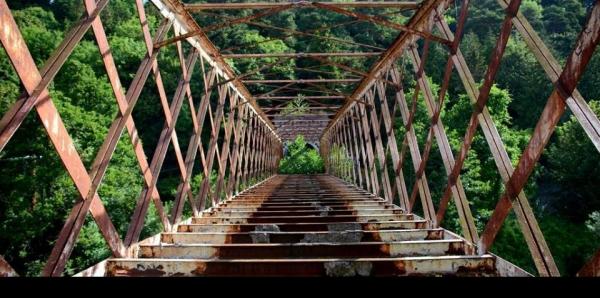 Rebuild the Silver Bridge : We want the Silver Bridge rebuilt for the community